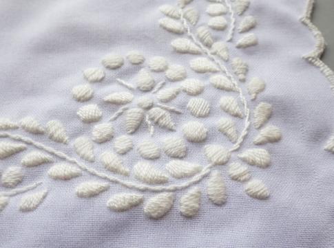 ハンガリー刺繍のクロス